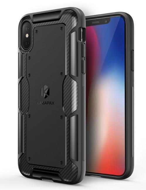 【iPhone X用】Anker KARAPAX Shield