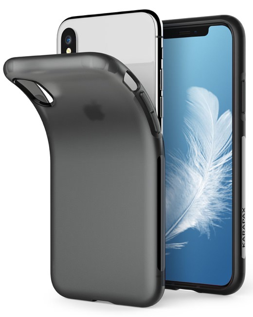 【iPhone X用】Anker KARAPAX Touch_black