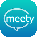 meety - messaging with files -