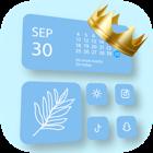 610円 → 無料!カレンダーや写真などカスタマイズしたウィジェットを作成できるアプリ「Widgets King」ほか