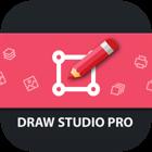 370円 → 無料!高機能なイラストペイントアプリ「Draw Studio Pro」ほか