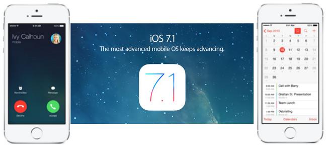 「iOS 7.1」アップデート開始!!Siriに待望の男性ボイスが追加!画面デザインの変更やTouch IDの精度も向上したぞ!
