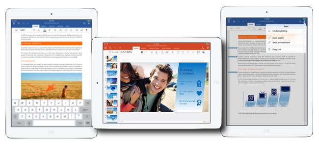 マイクロソフトが遂にiPad版Officeを正式発表!日本語化されてるけど日本ではまだ出ません!