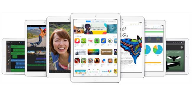 iPadの人気に陰り。シェアが減少の傾向