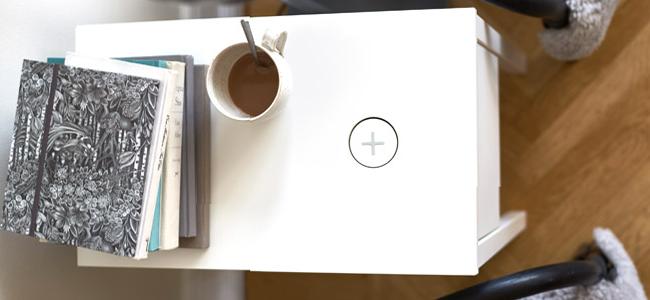 IKEAがワイヤレス充電装置を組み込んだ家具を発売!専用iPhoneケースも同時に発売予定!