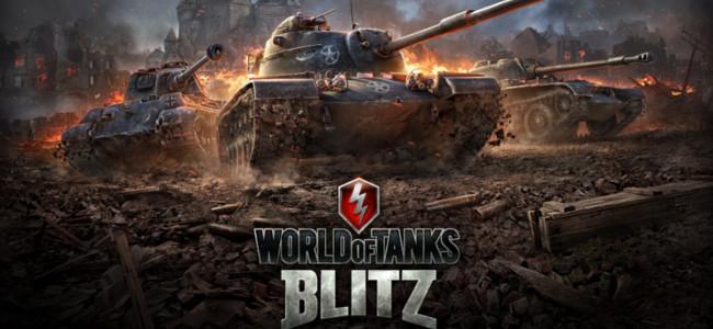 全世界で8000万人が熱狂するオンライン戦車ゲームが遂にiPhoneで登場!