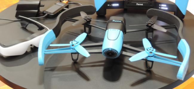 誰でもHD画質の空撮ができる時代が来た!今までのドローンとは全てが桁違いの「Bebop Drone」が日本上陸!