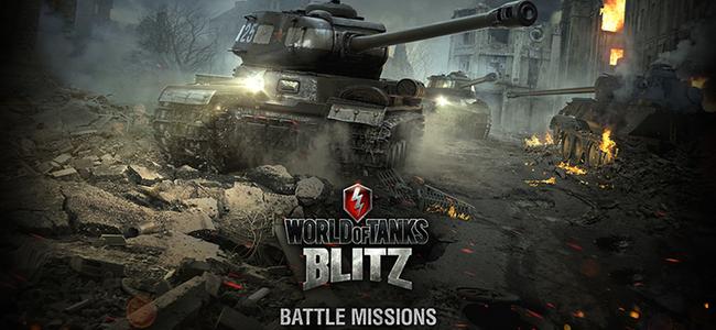 世界No.1の戦車ゲーム「World of Tanks Blitz」に新たな戦場や新機能が追加!アニメ「ガールズ&パンツァー」とのコラボ漫画も公開!