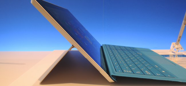 iPadキラーの真打ちがついに日本上陸、MicrosoftのSurface 3は最強のタブレットたりえるか
