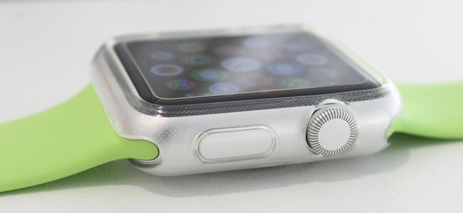 Apple Watch全体をナチュラル且つ安全に守る「Spigen リキッド・クリスタル】レビュー