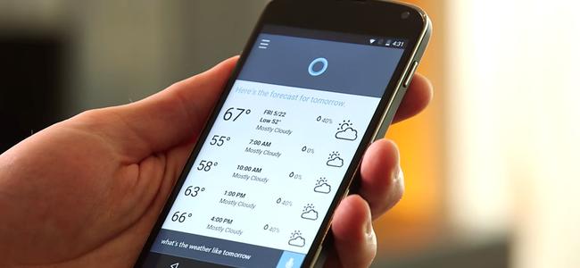 Siriと全面対決!?Microsoftのパーソナルアシスタント「Cortana」がiPhoneにくるぞ!