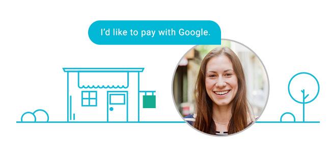 Apple Payなんかメじゃない。Googleの次世代の支払い方法は「お会計はGoogleで」とレジで言うだけに