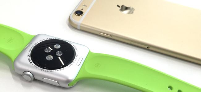 iPhone 6sはApple Watch Sportと同じアルミ素材!今までより強く、軽くなるらしい!