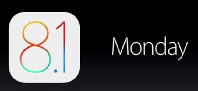 iOS 8.1が10月21日にリリース予定!Macと写真が完全同期、カメラロールも復活するらしい!