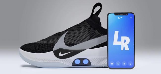 Nikeが自動でフィットするバッシュ「Adapt BB」を2月17日に発売。アプリからフィット感の調整ができる最新モデル
