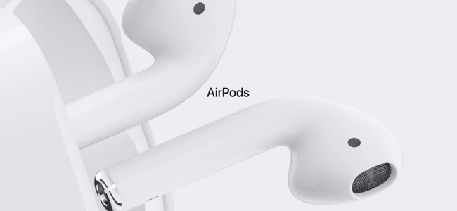 「AirPods」発売前なのにTIME誌の2016年の発明ベスト25に選出される。