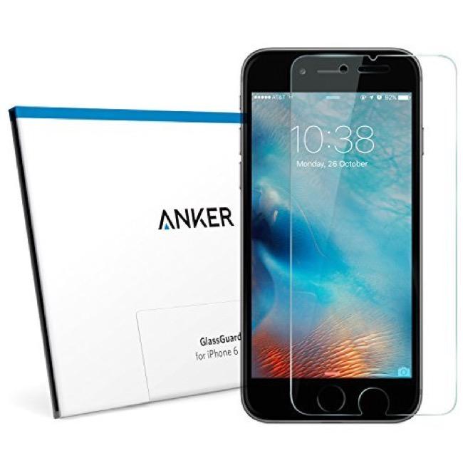 Anker GlassGuard iPhone 6&6s 4.7インチ用