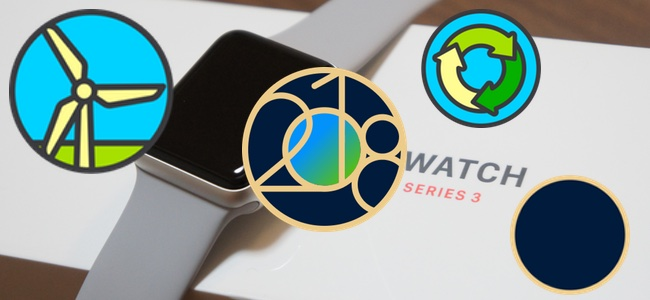 Apple Watchで今年2018年も4月22日にアースデイチャレンジが開催。当日30分以上のワークアウトでバッジとiMessage用限定ステッカーが入手可能