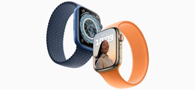 Appleが正式に「Apple Watch Series 7」の注文受付と発売日を発表!10月8日(金)より注文受付を開始、10月15日(金)より販売を開始