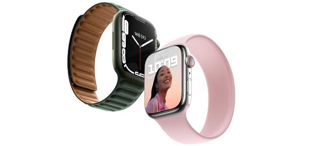 「Apple Watch Series 7」は早ければ10月8日(金)に予約開始?中旬には出荷されるかも