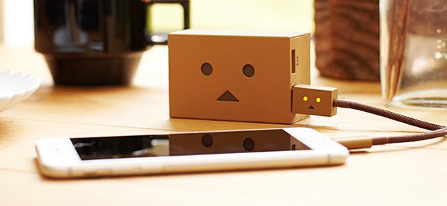 今度はダンボーがケーブルに!cheeroが目の光るUSBケーブル「DANBOARD USB CABLE」を発売