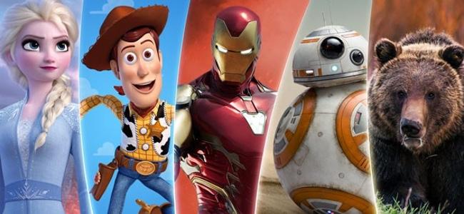 ディズニーやPixar作品が定額見放題の「Disney+」6月11日に日本でのービス開始を発表。ドコモと共同で展開中のサービス「Disney DELUXE」はそのまま移行へ