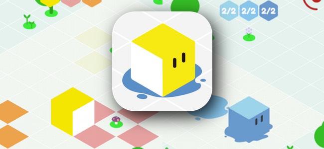 立方体を転がして指定した色の塗るだけ。3D感覚を問われる歯ごたえあるパズル「Fill6」レビュー
