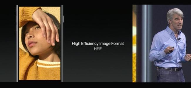 iOS 11の新しい画像フォーマット「HEIF」に注意。クラウドストレージへの自動アップロードが機能しない、共有した別OSで閲覧できないといった可能性あり