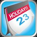 たった10秒でカレンダー情報が充実!「祝日かんたん登録 for iPhone」をぜひお試しあれ!