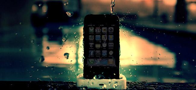 塗るだけでiPhoneが防水になる「Impervious」が予想以上すぎる