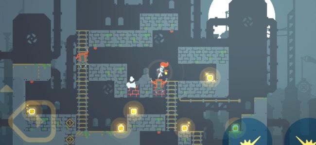 同じゲームシステムで復活したのに全然違う!洗練されたステージ構成でよりパズル性が増したロードランナー「Lode Runner 1」