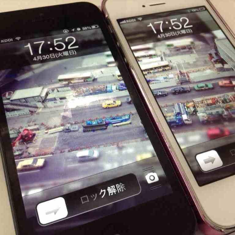 2台のiPhoneをくっつけると壁紙が完成!ユニークな壁紙が作れる「Love Lock Screens」