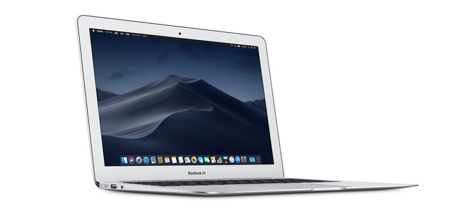 10月30日のApple発表イベントでは新型のMacBook Airも発表される?