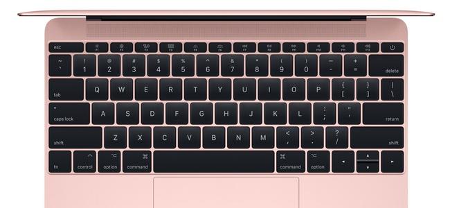 MacBookのキーボード、Appleが出願した特許によると隙間にゴミが詰まりにくい新機構に?