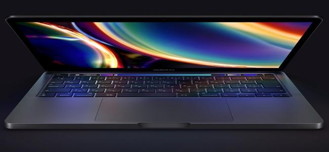 新型MacBook Pro 13インチモデルが発表、Magic Keyboardを搭載し、第10世代Intel Coreにも対応