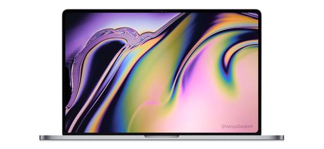 新しい16インチMacBook Proに本体サイズは現行の15インチと同じ?ディスプレイがさらに狭額縁化か