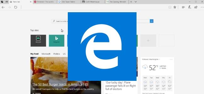 Microsoftがブラウザ「Edge」をiOS/Android向けにリリースするとの噂