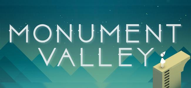 幻想的な音楽と不思議なステージ。独特な世界観のパズルゲーム「Monument Valley」