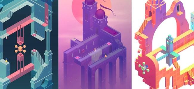 """不思議で素敵な""""だまし絵""""の世界を旅するパズルゲーム。母から娘へ受け継がれる物語も美しい「Monument Valley 2」"""