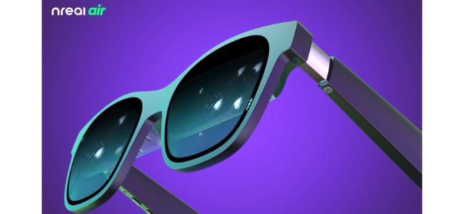 NTTドコモとKDDIがARグラス「Nreal Air」を12月に発売。iPhoneも対応で4m先に130インチ相当の画面を投影が可能