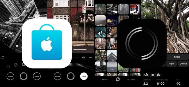 Apple Storeアプリ内で通常600円の高機能カメラアプリ「Obscura 2」が期間限定で無料配信中!