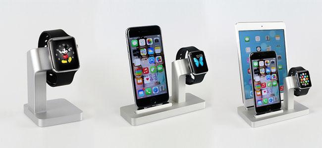iPhoneとiPadとApple Watchを同時に充電可能なオールインワンドック「PREMIUM ONE」がすごく良さそう。