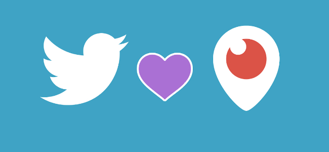 TwitterのLIVE動画配信サービス「Periscope」が来年3月で終了を発表