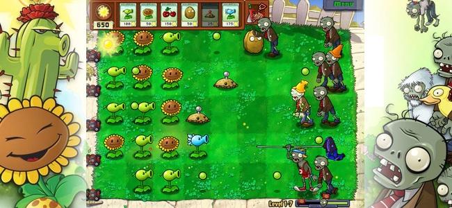 iPhoneにディフェンスゲームを定着させた名作「Plants vs. Zombies」の初代が提供終了