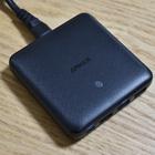 Ankerが、合計最大65W出力、4ポートの超薄型電源アダプタ「PowerPort Atom Ⅲ Slim (Four Ports)」の発売を開始