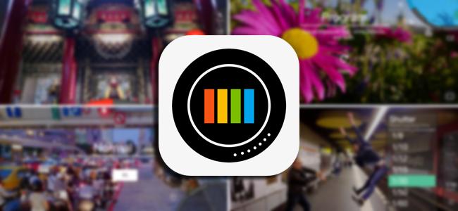 シャッタースピードやISO感度をマニュアル設定できるカメラアプリ「ProShot」