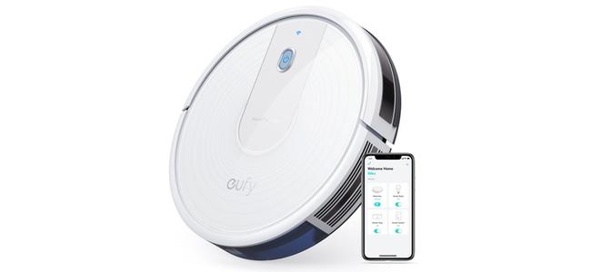AnkerよりWi-Fi機能を搭載したロボット掃除機のエントリーモデル「Eufy RoboVac 15C」発売開始!