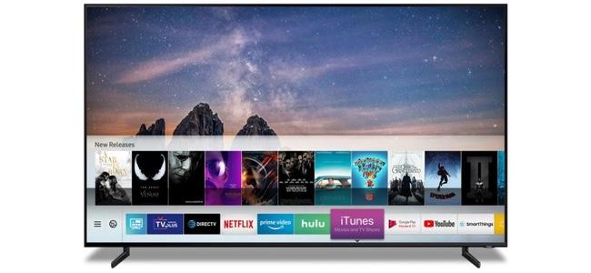 Samsungが同社のスマートTVでAppleのiTunes及びAirPlay 2が利用できるようになることを発表。Apple TV無しで直接iTunesで購入した映画が楽しめるように