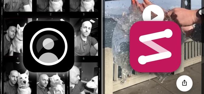 Google実験的な新規カメラアプリをリリース。動きに合わせて自動でモノクロ写真を撮影する「Selfissimo!」と撮影した動画を指でスクラッチして見られる「Scrubbies」の2本