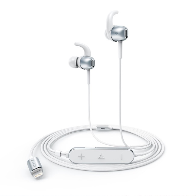 SoundBuds Digital IE10_silver
